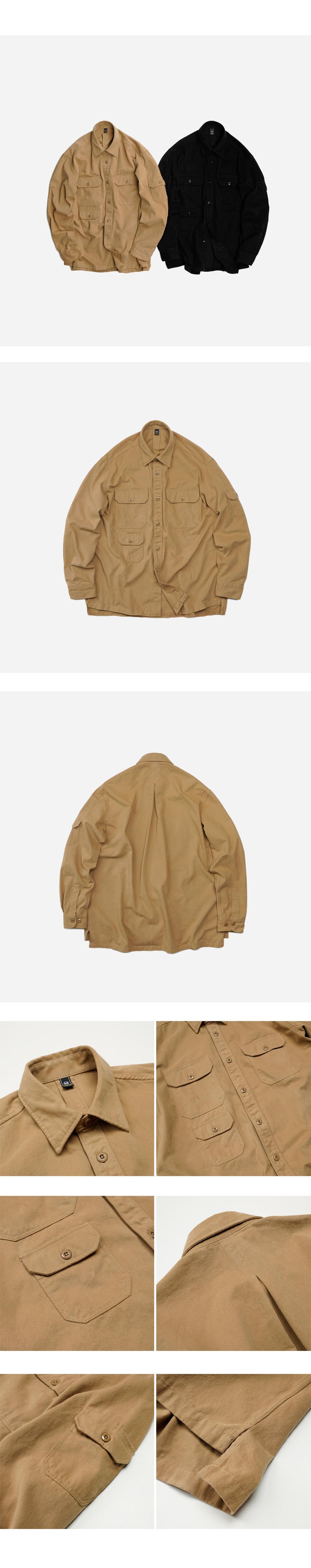 CPO Shirt jacket _ beige